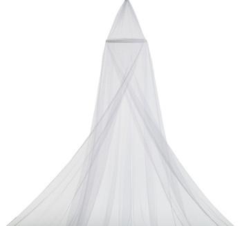 Angie White Decorative Canopy