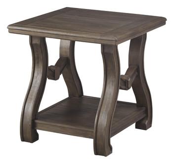 Alufa End Table