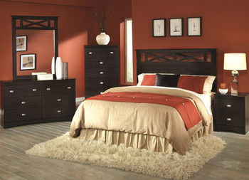 Xerces Bedroom Set