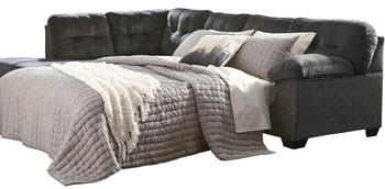Alven Granite Queen Sectional Sleeper