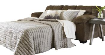 Alven Brown Queen Sofa Sleeper