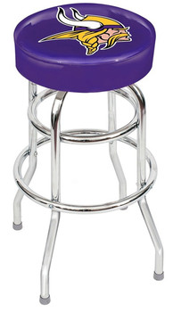 Minnesota Vikings Swivel Barstool