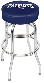 New England Patriots Swivel Barstool