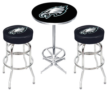 Philadelphia Eagles Heavy-Duty 3-PC Bar Set