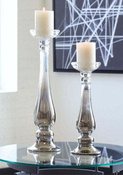Levi Candle Holder Pair