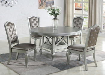 Meryl 5 Pc Dining Set