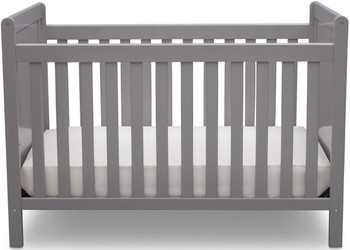 Dexi Gray 4-in-1 Crib