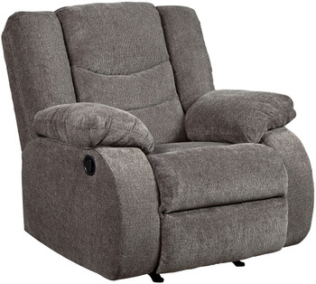 Sarge Gray Recliner