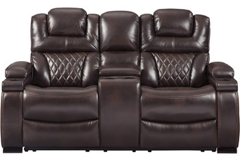 Bentley Power Reclining Loveseat