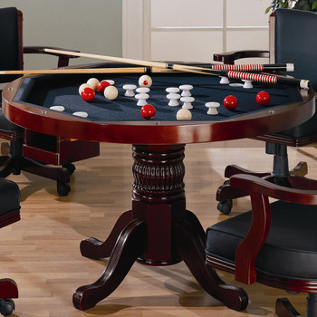 Coolidge Cherry 3-in-1 Game Table