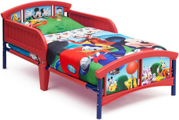 Mickey Mouse Clubhouse Toddler Bed