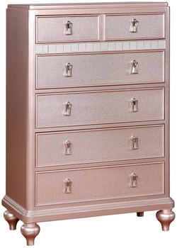 Aubriana Rose Gold Chest