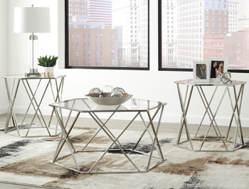 Rigal 3 Piece Tables