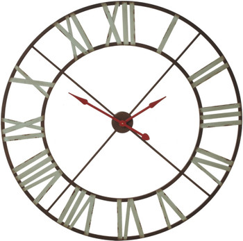 "Gilmot 48"" Wide Wall Clock"
