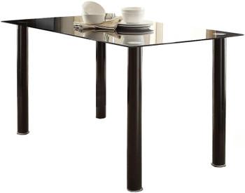 Anik Black Dining Table