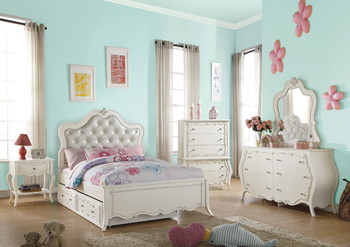 Abree Bedroom Set with Trundle