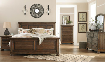 Belton Panel Bedroom Set