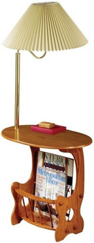 Myles Lamp End Table