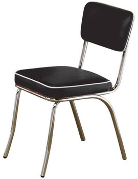 Bel Air Black Dining Chair