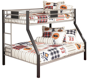 Franky Twin over Full Bunk Bed