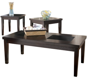 Nortina 3 Piece Table Set