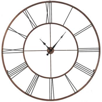 "Roman XL Two-Tone 50"" Wall Clock"