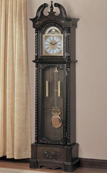 Dublin Brown Grandfather Clock