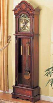 Homestead Cherry Grandfather Clock