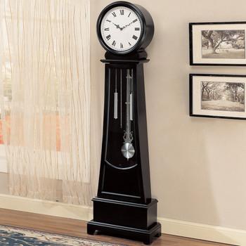Mel Black Grandfather Clock