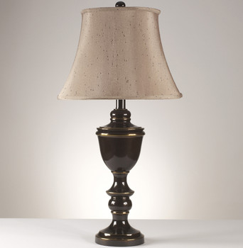 "Glyn Bronze 31.75""H Table Lamp"
