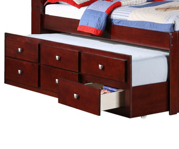 Twin Trundle & Drawers