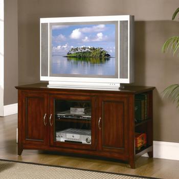 """Woodridge Cherry 48"""" TV Stand"""