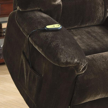 Remote Control with Storage Pouch