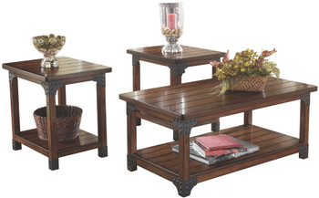 Meredith 3-PC Table Set