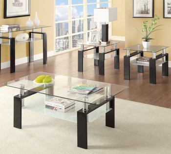 Isaac 3 Piece Table Set
