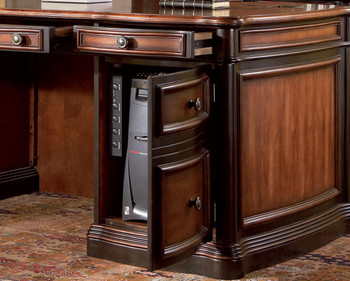 Baylor Double Pedestal Desk