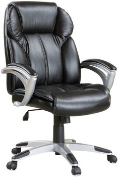 Orion Black Desk Chair