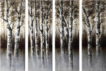 Breeze Through The Woods Wall Art