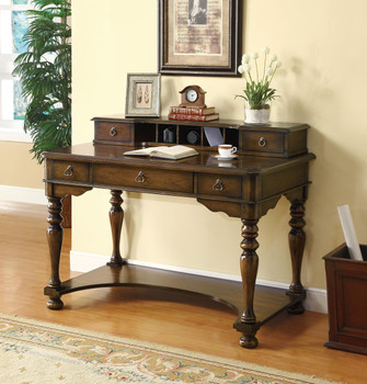 Ellie Brown Cherry Writing Desk