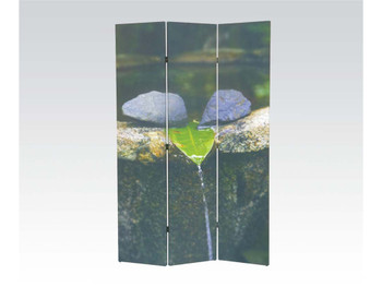 Jacie Waterfall Three-Panel Divider