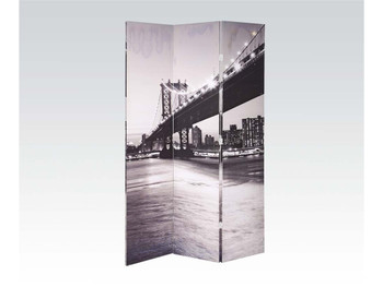 Jackaline Bridge Three-Panel Divider