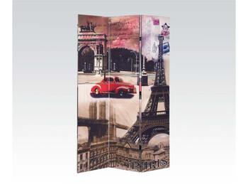 Jackaline Paris Three-Panel Divider