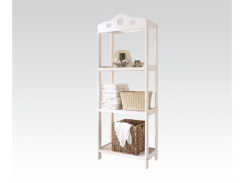 Edythe 3-Shelf Bathroom Rack