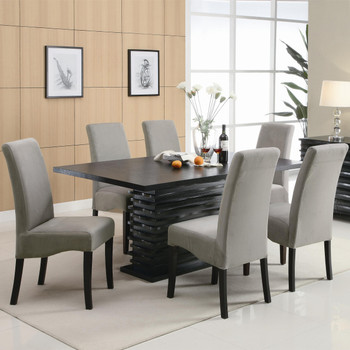 Dining Table + Six Chairs