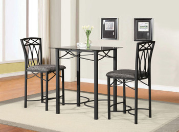 Alix 3 PC Counter Height Set