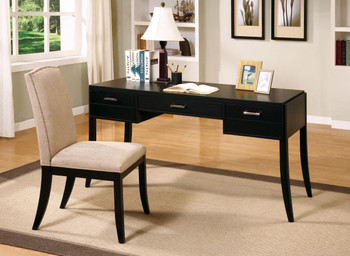 Caden 2PC. Cappuccino Desk and Chair