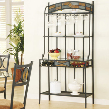 Leti Bakers Wine Rack