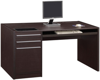 Connie Large Desk with Power Connection