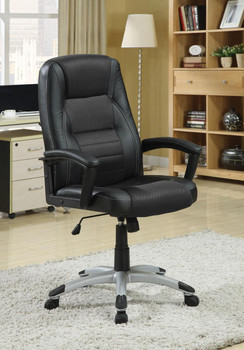 Madden Black Desk Chair