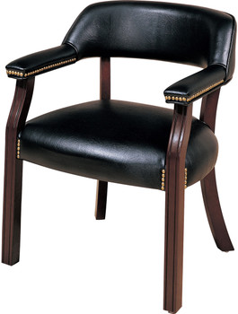 Memphis Black Chair